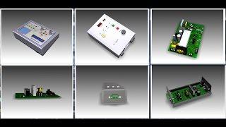 Proteus + PI Expert + Компас 3d - комплексное проектирование устройств
