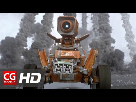 "CGI 3D Animated Short Film HD: ""Planet Unknown Short Film"" by Shawn Wang"