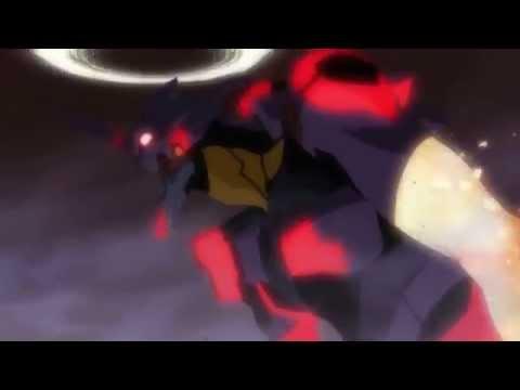 Rebuild Of Eva 2.0; Shinji/Unit01 Vs Zeruel Full, Eng Subs
