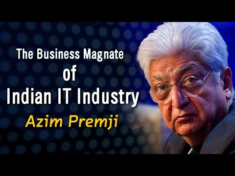 Success story of Azim Premji | The Business Magnate of India