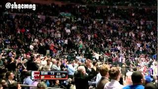 林書豪打爆猶他爵士Jeremy Lin NY Knicks VS UT Jazz  02/06/2012