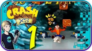 Crash Bandicoot XS: The Huge Adventure - Part 1: Visions Of The Past