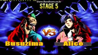 Bloody Roar 2 Busuzima Gameplay Expert mode