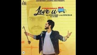 Love U Tenu Truck Bhar Ke ( Full HD) // Jatinder Dhiman // Latest Punjabi Song 2018.mp3