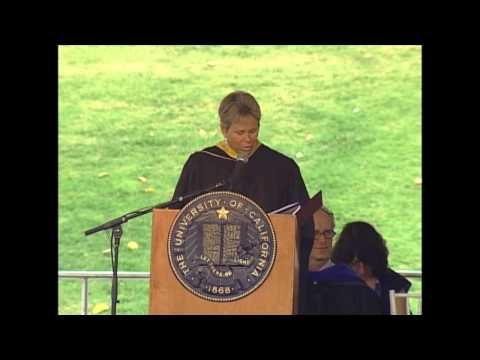 UCLA Department of Sociology Commencement 2013