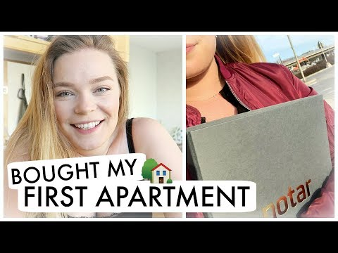 I BOUGHT AN APARTMENT (in Stockholm)!