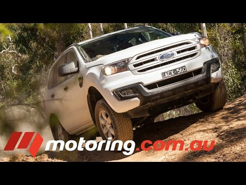 2016 Ford Everest Ambiente Review