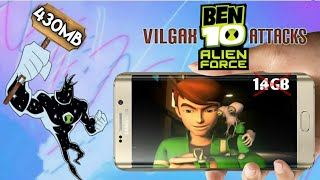 ben 10 alien force vilgax attacks ppsspp settings Search