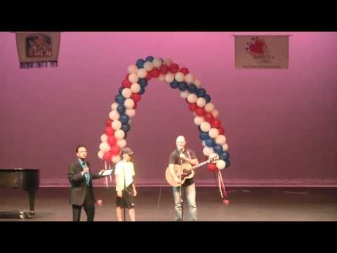 Saratoga's Got Talent 2013 GORY DETAILS VIDEO 07/14 (Segment 2 Entertainment continues)