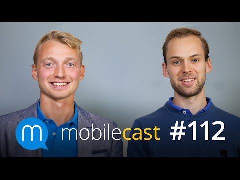 mobilecast #112: Android Pay v ČR, Nougat v telefonu a IFA za dveřmi