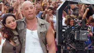 'The Fate Of The Furious' Behind The Scenes