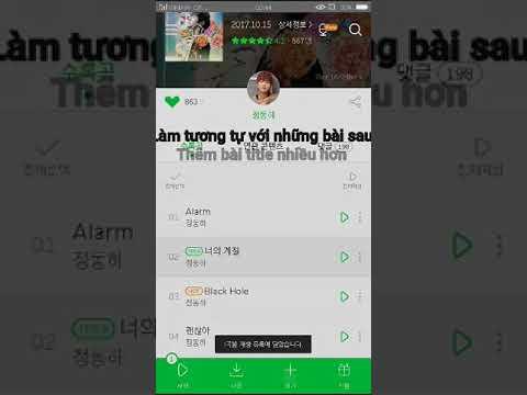 Hướng dẫn stream nhạc bằng Melon App