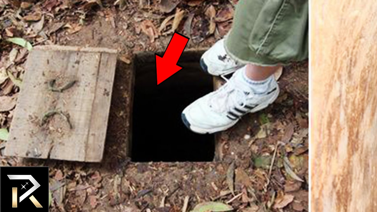 10 Strangest Secret Rooms Found In Homes YouTube