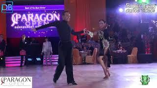 Comp Crawl with DanceBeat! Paragon 2019! Pro Am Latin Silver Winners!