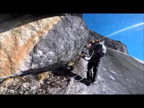 LOW'S PEAK CIRCUIT VIA FERRATA MT.KINABALU 03/04/16