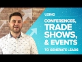 Using Conferences, Trade Shows, and Events to Generate Leads - Proposify Biz Chat