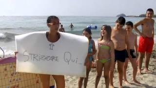 Coloniadi 2012 Sant'Antioco II turno giorno 05: Bagnati come pulcini