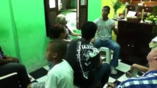 Nichiren Shoshu meeting in Salvador
