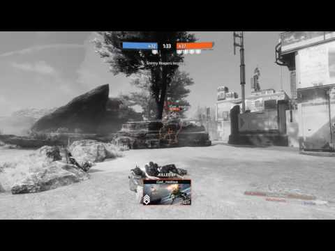 "TITANFALL 2 ""The Killing Field"", Live, Fourtwentyguitar,Ps4"