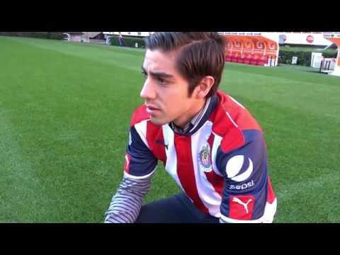 La entrevista a: Rodolfo Pizarro.