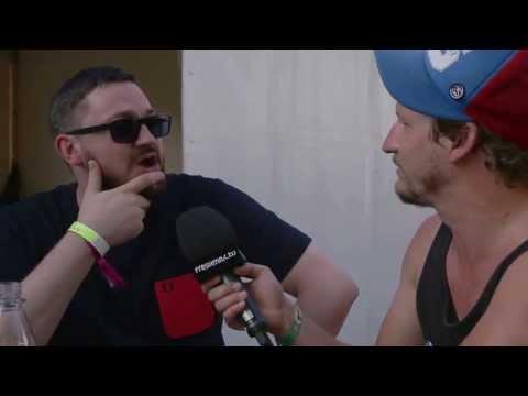 Fritz Kalkbrenner - Interview - Juicy Beats Festival 2013