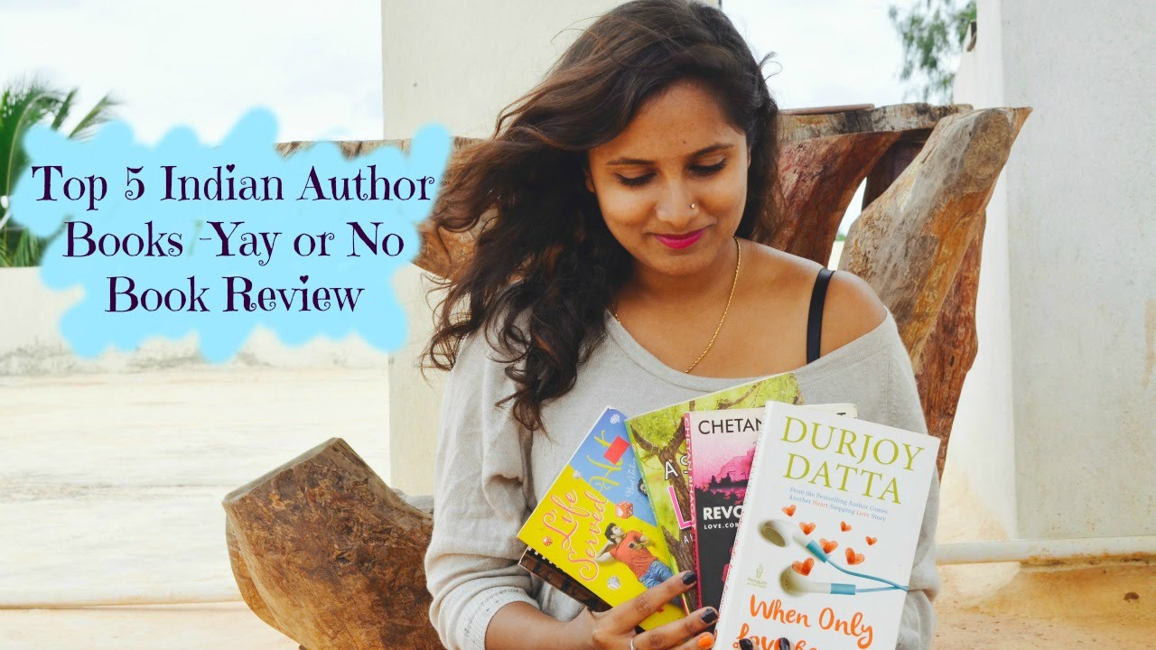 book opinions about of india authors