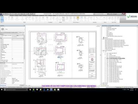 Giới thiệu khóa học Revit ứng dụng cơ bản _Phần Revit structure