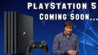 Sony's Talking About The PlayStation 5!! Looks Like The Xbox One X Has Them Scared!