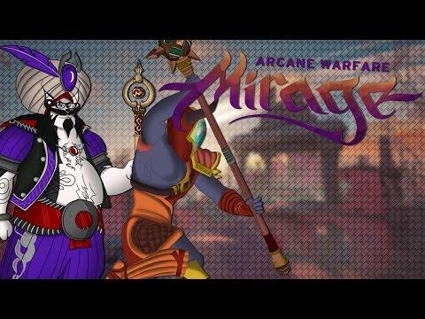 LE NOUVEAU CHIVALRY - Mirage Arcane Warfare