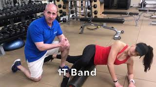 Golf Conditioning Program - Self Myofascial Release