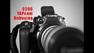 Canon C200 Unboxing - Girl Without a Phone 2 Chat