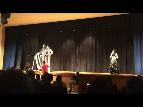 "Schuylerville School's French and Spanish Lip Sync Battle - The Titanic ""My Heart Will Go On"""