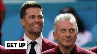 Joe Montana says the Patriots 'made a mistake' by letting Tom Brady get away | Get Up