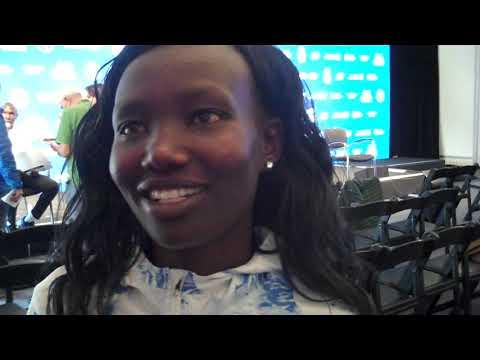 Mary Keitany Ready for 2018 TCS New York City Marathon