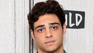 Noah Centineo ADMITS He Was Sober for a Year & Talks Mental Health