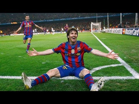 Lionel Messi ● 10 Amazing Goals ► 10 Different Years ||HD||