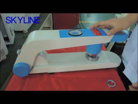 Furniture Testing Equipment Leather Softness Tester