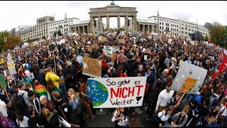 WELT - LIVE DABEI: Fridays for Future in Berlin