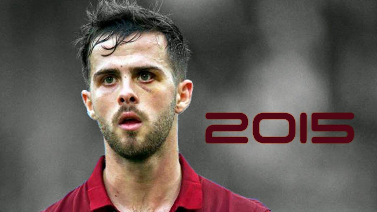 Miralem Pjanić Goals Skills Passes Tackles Roma