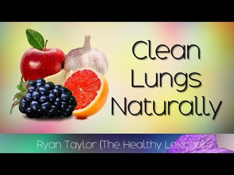 Foods That Cleanse The Lungs Naturally