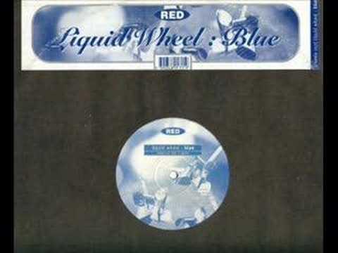 Liquid wheel - Blue