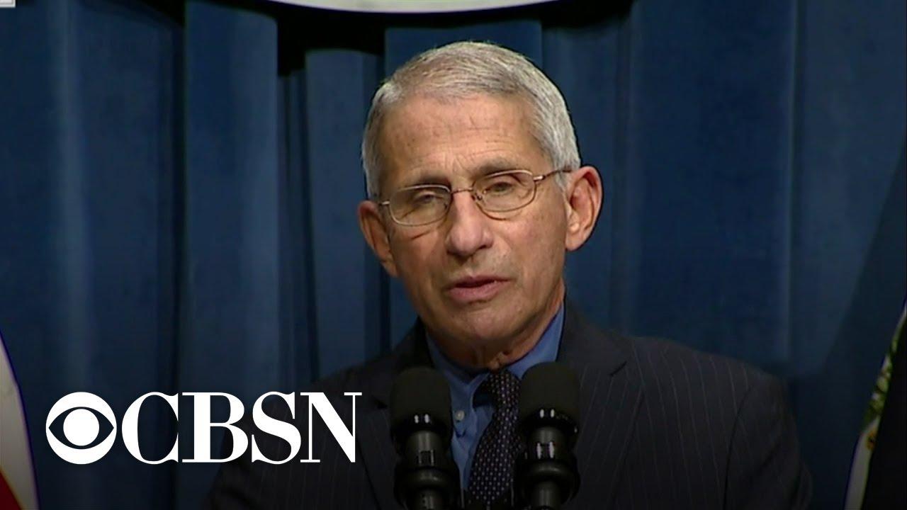 Coronavirus contact tracing efforts falling brief - CBS News thumbnail