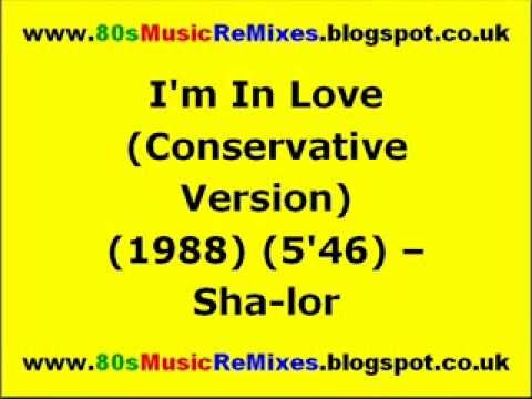 I'm In Love (Conservative Version) - Sha-lor | 80s Club Mixes | 80s Club Music | 80s House Music