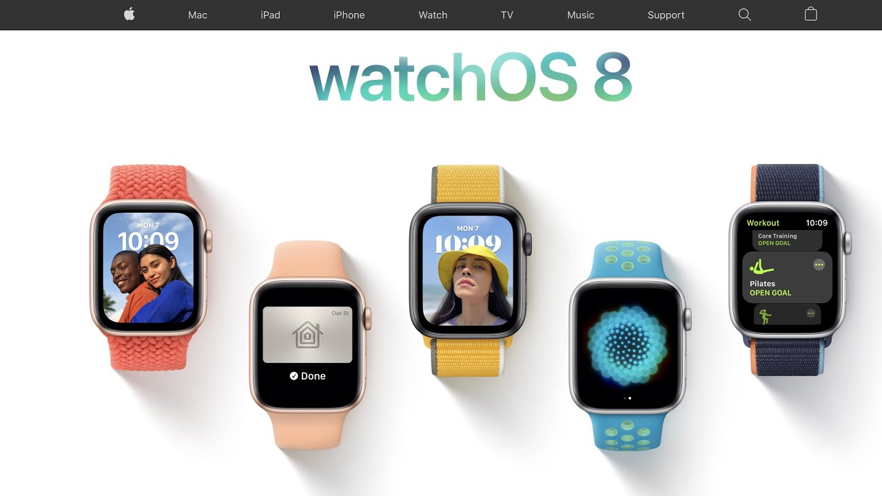 Apple launches new iOS, WatchOS 8 with new health features at WWDC 2021 - Yahoo Finance thumbnail