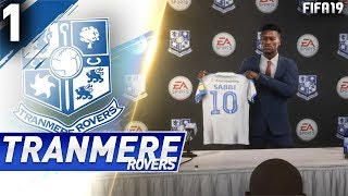 FIFA 19 | KARIERA TRANMERE ROVERS RTG | #01 - Dogonić Liverpool!