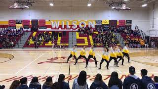 Alhambra Dance   1st Place Small All Female Hiphop   Glen A. Wilson Golden Cup