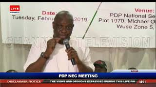 Don't Be Afraid Of The Military, Go Out And Vote PDP - Fayose