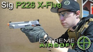 Extreme Review: Sig Sauer P226 X-Five