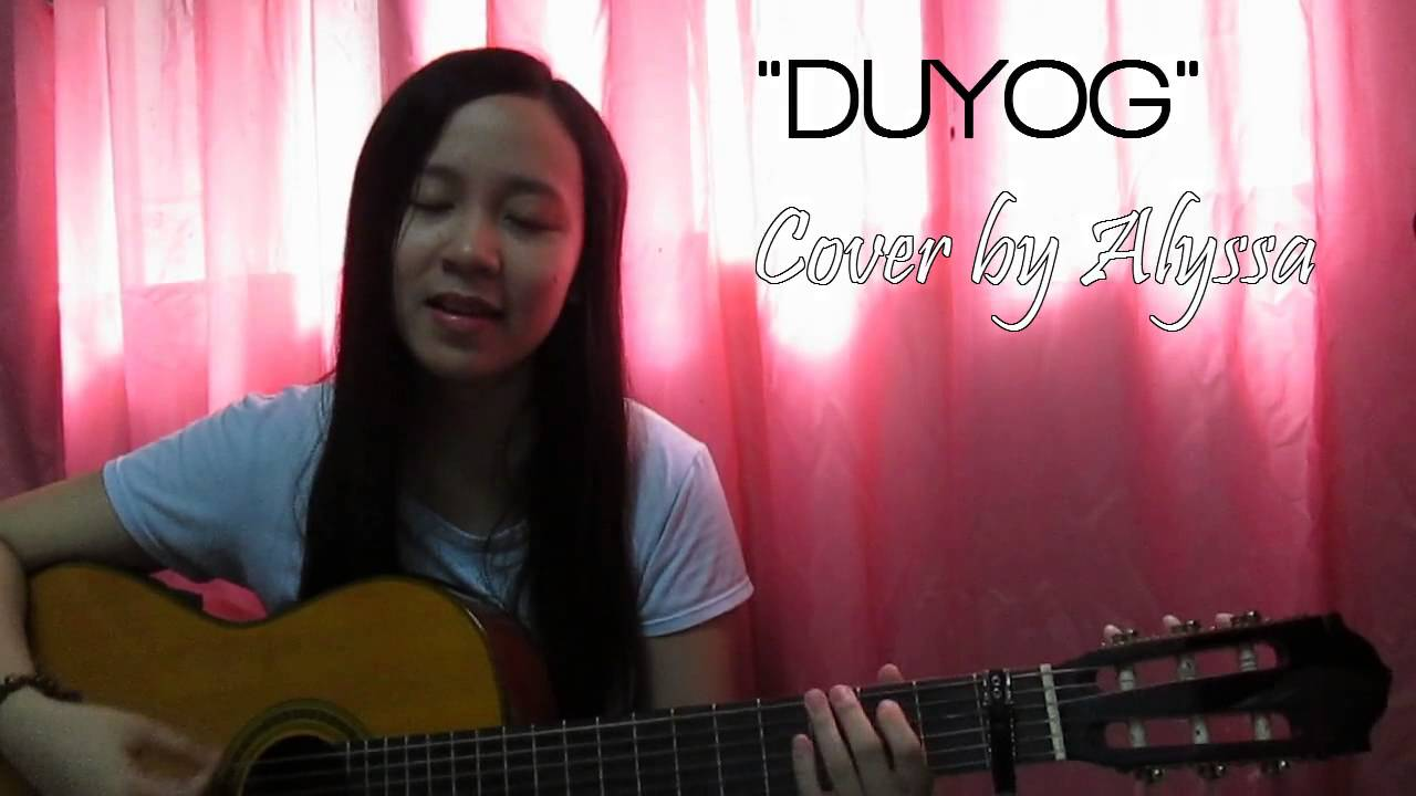 Duyog Jewel Villaflores Cover By Alyssa Baid Youtube