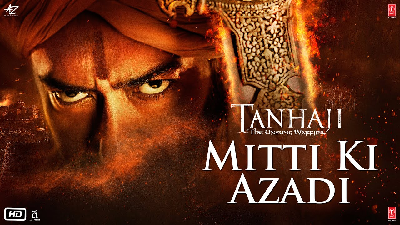 Tanhaji: The Unsung Warrior | Mitti Ki Azadi | Ajay D, Kajol, Saif Ali K | Om Raut | In Cinemas Now